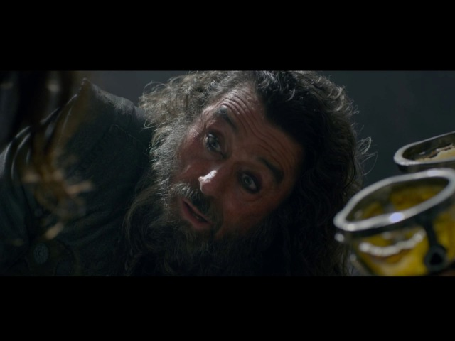 Джек Воробей спасает Анжелику Смерть Чёрной Бороды Пираты Карибского моря На странных берегах