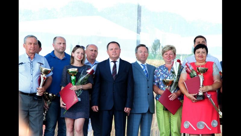 Олег Королев посетил выставку достижений животноводства Липецкой области олегкоролев