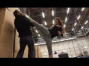 Motivation world champion in extreme martial arts - Chloe Bruce