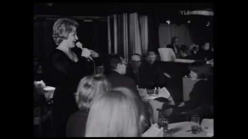 Ritva Oksanen Iitin Tiltu 1973