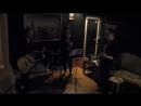 Mimmi Flint Estebaz guitar's - Knock' On Heaven's Door (live)