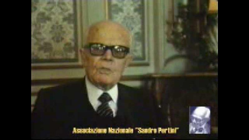 Sandro Pertini Democrazia e fascismo