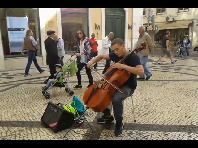 Ludovico Einaudi Una mattina cello