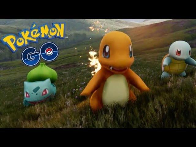 Pokemon Go . Red Gyarados , Pikachu , крутые эволюции , открытие яиц .