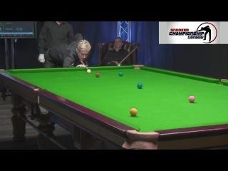 Neil Robertson v Mark Davis Final Championship League 2017 Group 3