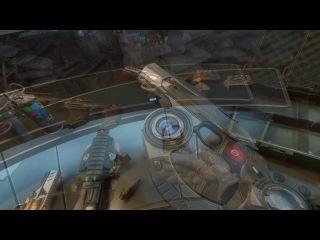 Arktika.1 - трейлер с Oculus Connect 3