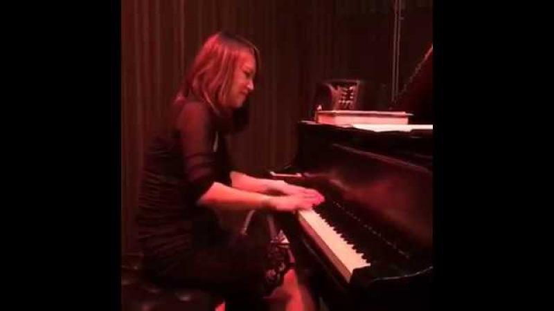 Yoko Miwa Trio plays Lickety Split at Thelonious Monkfish
