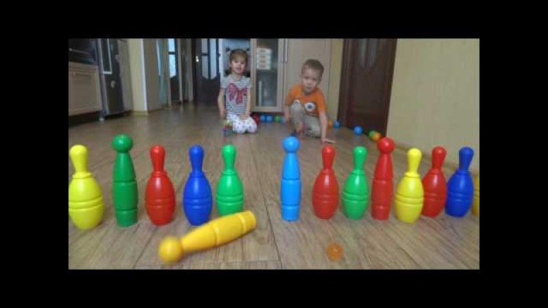 Челендж Боулинг с ОРБИЗАМИ сюрпризы ORBEEZ CHALLENGE GAME huge orbiz bowling unlockable surprises