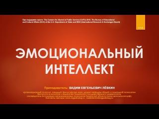 2. Эмоциональный интеллект - Вадим Лёвкин