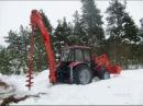 Буровое оборудование для экскаваторов ЭО-262126