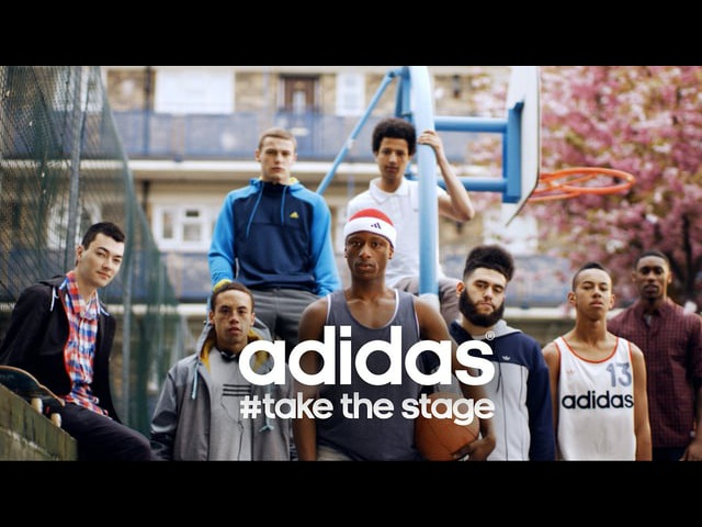 Adidas Take The Stage Team GB dir. Isaiah Seret