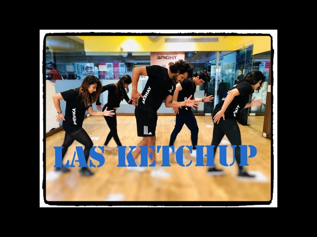 Las Ketchup The Ketchup Song Asereje Zumba Dance Routine Dil Groove Maare