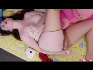 Dorian lovable (big natural boobs, masturbation, orgasm, dildo, fat girl, hairy pussy, hairy armpits, cunt, 1080p)