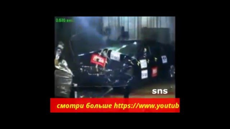 Краш Тесты авто ВАЗ 2115 Гранта Приора Нива Ока Газ