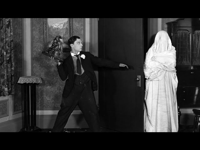 Buster Keaton The Haunted House 1921