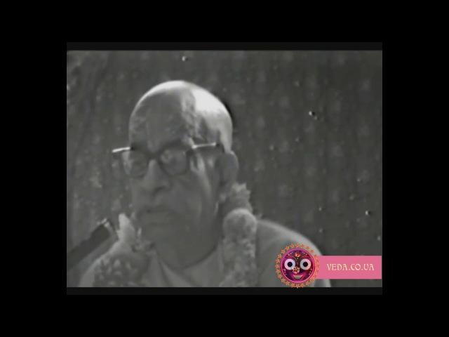 Шрила Прабхупада - ШБ 1.2.18 Слушать о Кришне