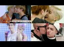GOT7's Jackson Being Gay He's addicted to Kiss Hugs skinship with a boy 😂