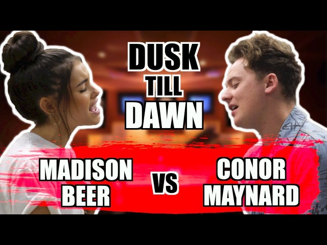 ZAYN Dusk Till Dawn ft Sia SING OFF vs Madison Beer