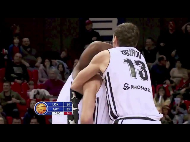 SHELEKETO s game winner alley oop ZIBIROV to DOWNS are among TOP 10 Plays of VTB League Week 16!