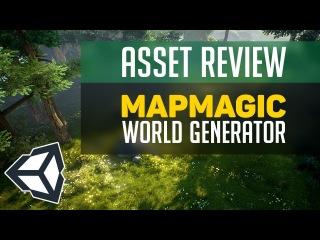 Asset Review: MapMagic World Generator | Unity 2018