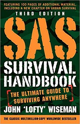 Wiseman - SAS Survival Guide, 1993