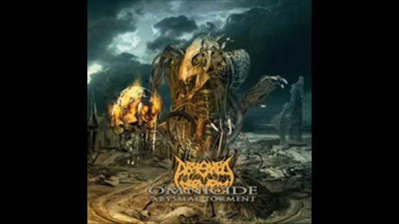 Abysmal Torment - 'Nefast Omen' 'Omega'
