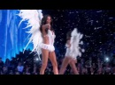 Adriana Lima Victoria's Secret Runway Walk and chemical brothers - salmon dance