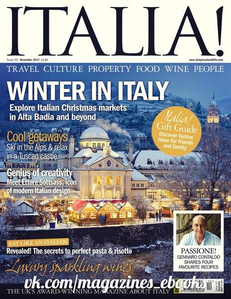 Italia Magazine-December 2017