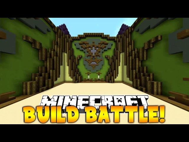 build batle майнкрафт #1