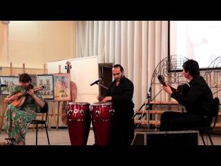 """Ну где вы еще услышите легендарную композицию Paco de Lucia на бразильской мандолине? Только у """"Raiz Latina""""😉 Многие говорят: """"Надо играть в ней свою импровизацию"""". Но на мой субъективный взгляд, лучше студийного варианта образ"""
