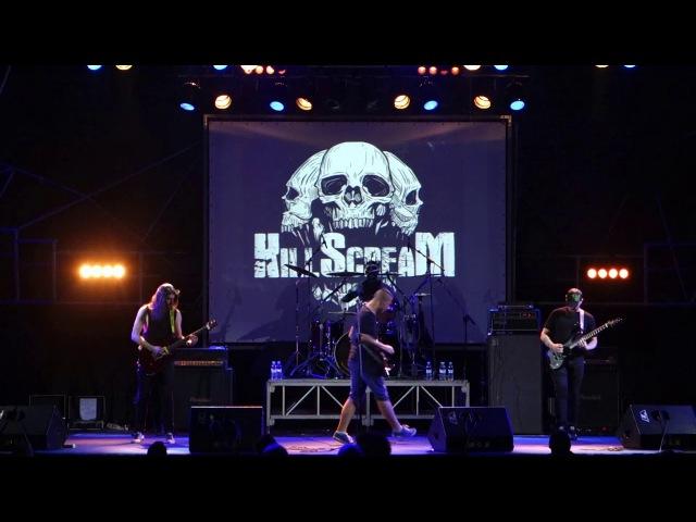 KillScream - Midas (Live at Bingo club, Kiev, 09.02.2018)