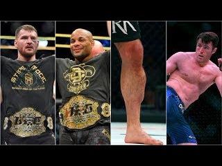 ОБЗОР UFC 220 и BELLATOR 192