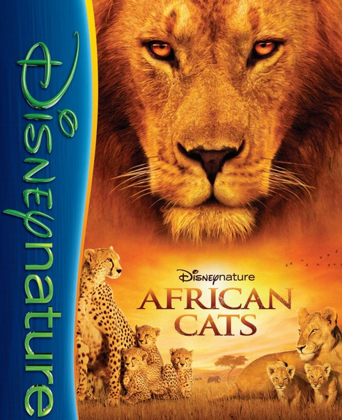 african cats disney nature