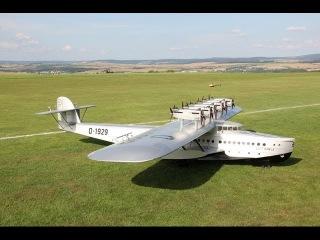 Dornier Do X Flying Boat / Flugboot RC Giant Scale Model