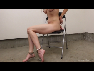 Chrissy Marie Arrested, Cuffed, Stripped & Booked