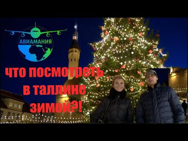 Что посмотреть в Таллине зимой 4 Авиамания