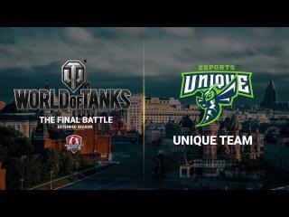 The Final Battle : Unique team trailer