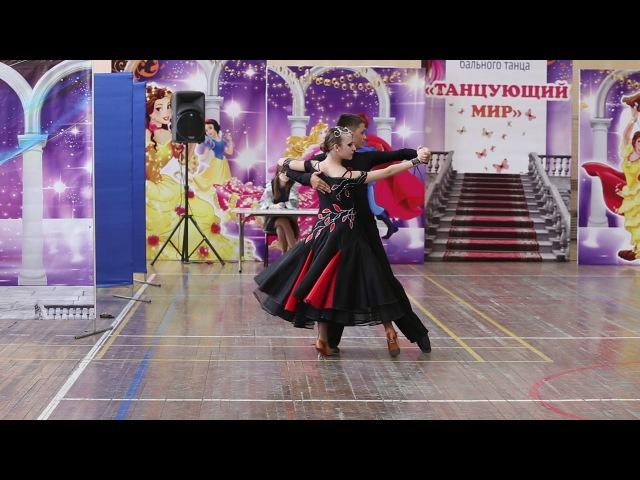 Танго Танец страсти Танцующий мир Новосибирск 2018