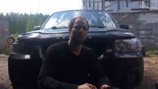 замена подшипника в подвесном на кардане форд маверик эскейп мазда трибьют