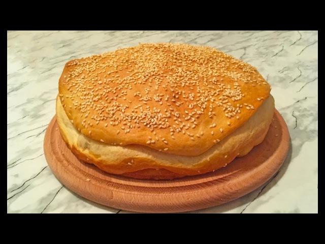 Арабская Лепешка с Кунжутом Bint Al sahn Arabian Flatbread Арабский Хлеб Arabic Bread Pita