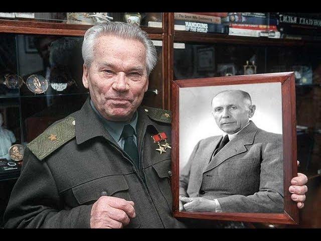 🔫 Как автомат Калашникова воровали у немцев.