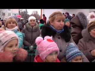 Репортаж о Шествии Дедов Морозов и Снегурочек