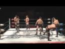 Daichi Hashimoto, Hideyoshi Kamitani, Yasufumi Nakanoue vs. Hideki Suzuki, Ryuichi Kawakami, Kikuta (BJW - Shin-kiba 1st RING)