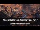 ★Elder Scrolls Online ★ Vivec's Walkthrough Main Story Line DIVINE INTERVENTION Part 7