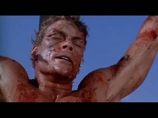 Jean Claude Van Damme in, Cyborg 1989