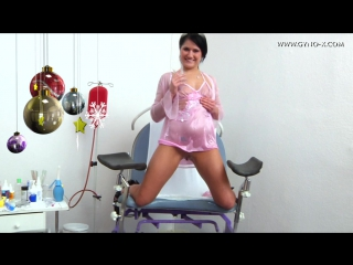 Gyno-x lucy (new year!) [medical fetish, nurse, pissing, piss drink, new year]