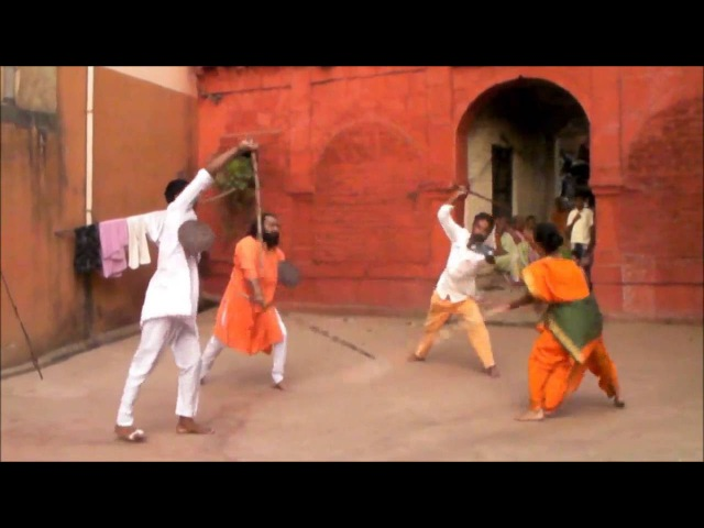 Indian Martial Arts : Mardani Khel in Kolhapur Maharashtra vol.1