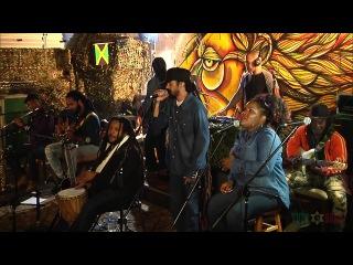 TuffGongTV Exclusive Damian Marley Slave Mill Bob Marley's 73rd Earthstrong Celebration