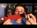 Zorro marcapáginas - crochet