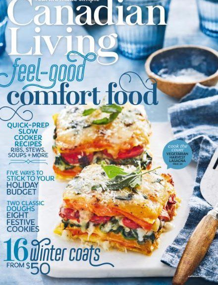 Canadian Living November 2017